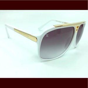 NIB Louis Vuitton Evidence Sunglasses